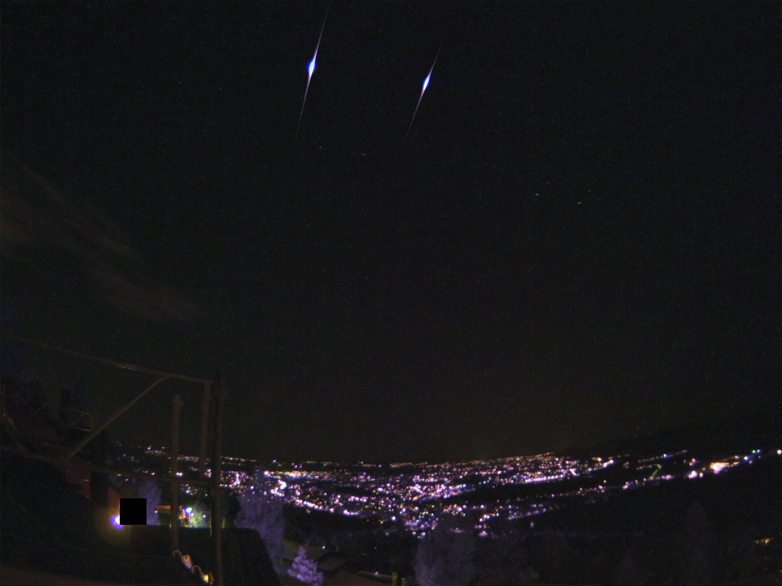 Iridium-satellitter