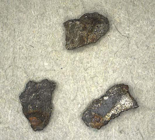 meteorittfragment